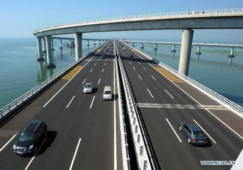 jiaozhou-bay-bridge-1