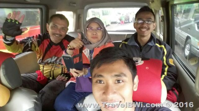 Paket Tour Wisata Banyuwangi Travel BWi - Perjalanan ke Alas Purwo - Dwi Hardi B Endang DKK