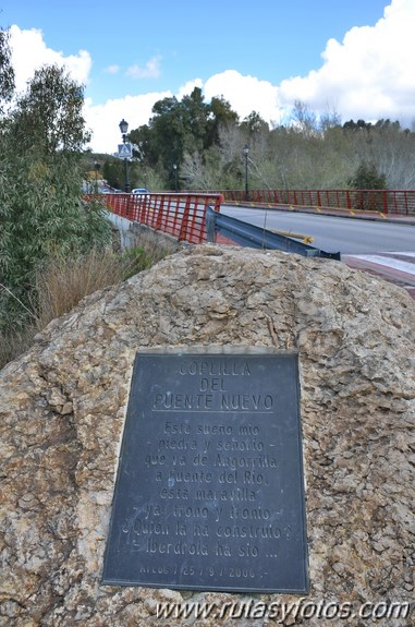 Ruta fluvial y monumental de Arcos de la Frontera