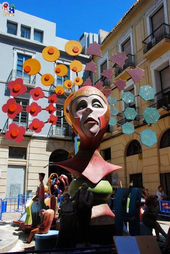 Foguera 2013 Monjas Santa Faz