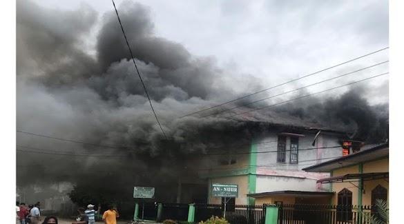 Panti Asuhan Terbakar, UAS Kirim Tim Untuk Salurkan Bantuan
