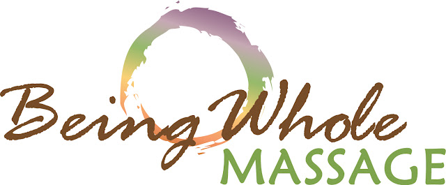 Being Whole Massage logo