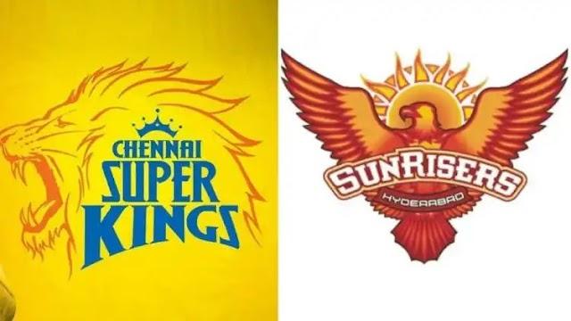 IPL 2020 CSK VS SRH : आज हैदराबाद देगा चेन्नई को तकर , क्या होगा माही का नीति