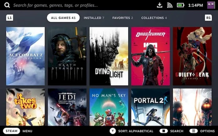 Valve's Console: Steam Deck Steam OS