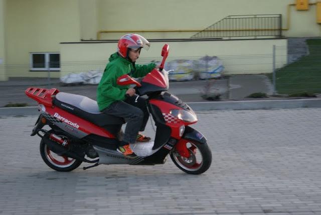 Karta motorowerowa Egzamin praktyczny - DSC01373_1.JPG