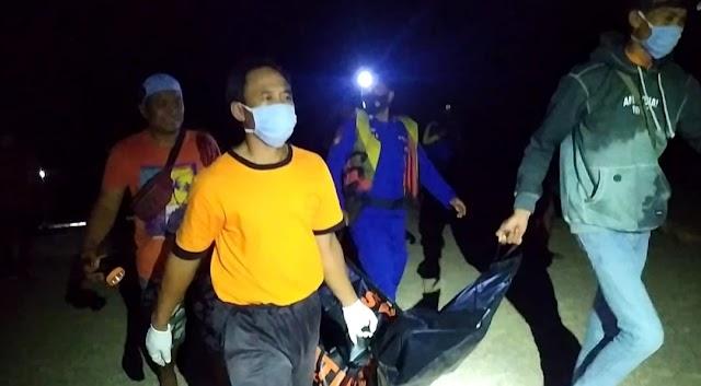 Penemuan Mayat Dipantai Diduga Wisatawan Yang Hilang Dua Pekan Lalu