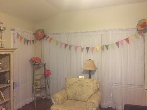 More fiesta decor