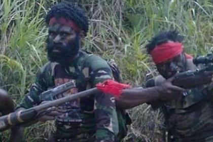 KKB Kembali Berulah, Tembak Warga Papua, 1 Tewas & 1 Kritis