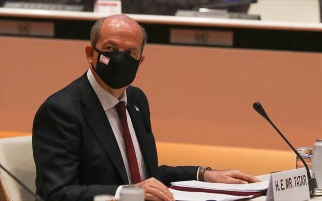 Τατάρ στην FAZ: Η Τουρκία δεν θα φύγει ποτέ από την Κύπρο