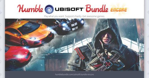 กลับมาอีกครังกับ Humble Ubisoft Bundle โปรโมชั่นรวมเกมดังเพื่อการกุศล เริ่มต้นที่ 1 ดอลลาร์