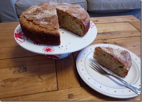 banana and cardamom cake4