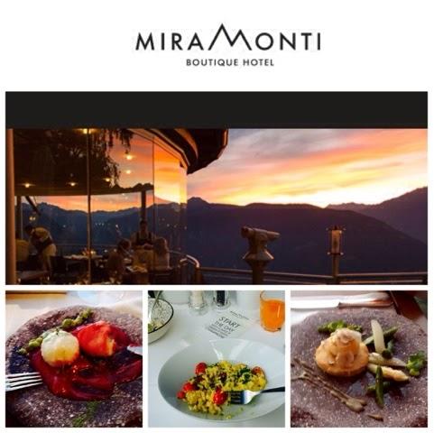Hochsitz ber meran das miramonti boutique hotel ist ein for Meran boutique hotel