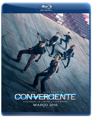 Download A Série Divergente: Convergente BluRay 720p / 1080p 5.1 Dual Áudio (2016) Torrent