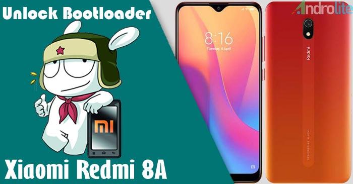 Cara UBL Xiaomi Redmi 8/8A