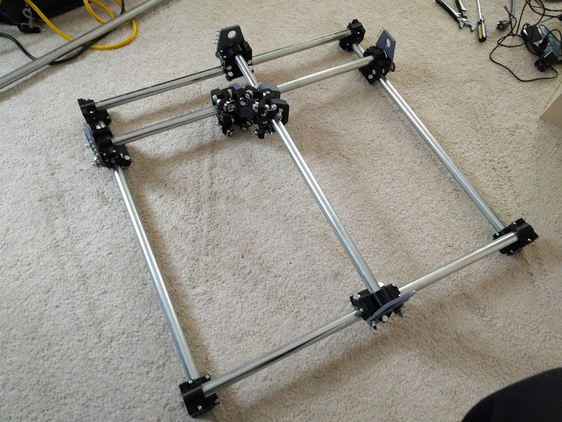 Mostly Printed CNC Router - Welcome to the SeeMeCNC Community