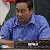 Blusukan Tinjau Jalan Tani Di Bantul, Wakil DPRD DIY Suharwanta Pesan In