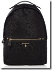 Michael Kors Printed Nylon Backpack
