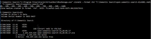 Cara Convert File .OVA dan .VMDK Menjadi File .VHD
