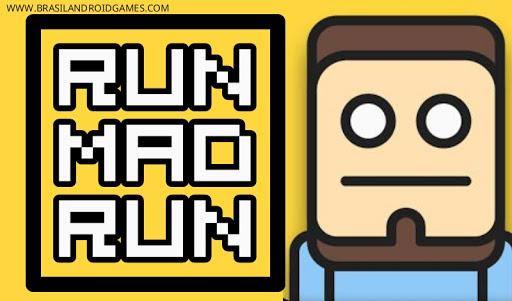 Run Mad Run Imagem do Jogo