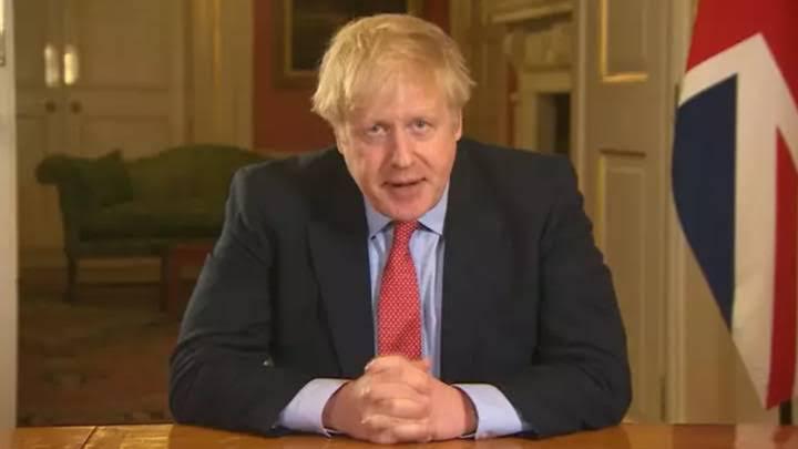 Boris Johnson thanks the doctors and nurses who 'saved his life'