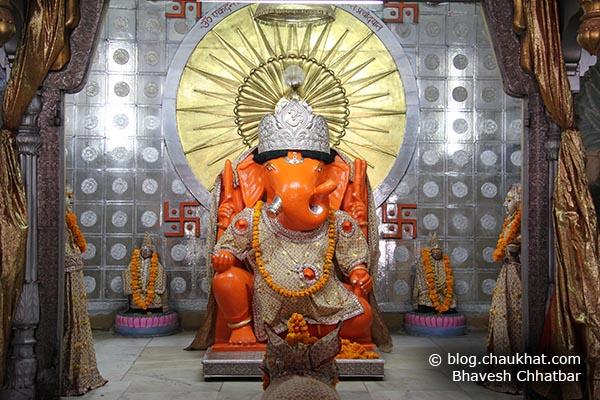 Moti Doongri Ganeshji - Full View