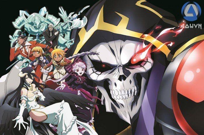 1fI2by9 - [ Anime 3gp Mp4 ] OverLord Ss2  | Vietsub - Siêu phẩm trở lại