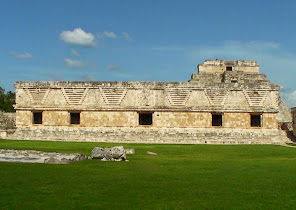 look at those 47 degree Vs (Nunnery Quadrangle, showing the mosaic-like works on the buildings).JPG