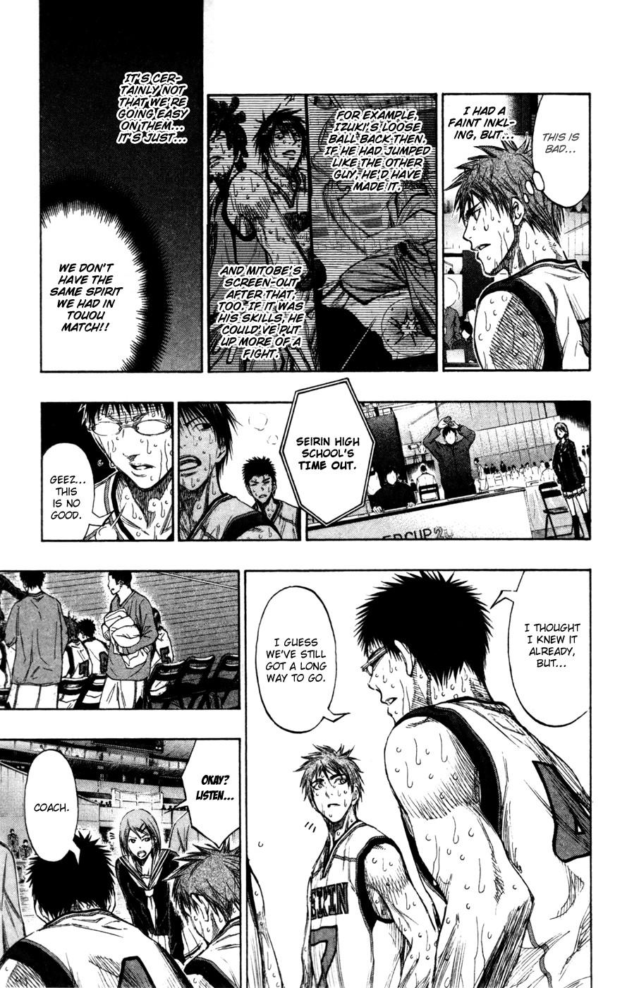 Kuroko no Basket Manga Chapter 143 - Image 09