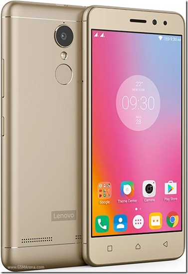 Perbedaan Lenovo K6 Note vs Lenovo K6 Power