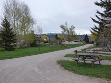 Teton Valley RV Park
