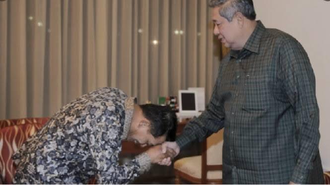 Sebut Moeldoko Kudeta, SBY: Saya Malu dan Salah Dulu Beri Dia Jabatan