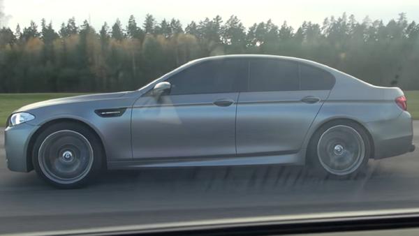 BMW VS PORSCHE