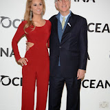 OIC - ENTSIMAGES.COM - Stephanie Bilet and Andy Sharpless at the Oceana's Junior Council: Fashions for the Future & afterparty London 19th March Photo Mobis Photos/OIC 0203 174 1069