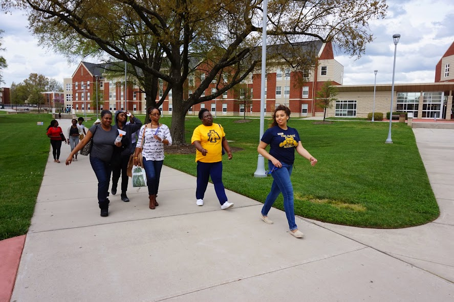 NC A&T Campus Tour