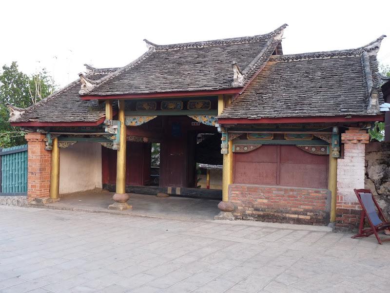 Temple pas loin du musée