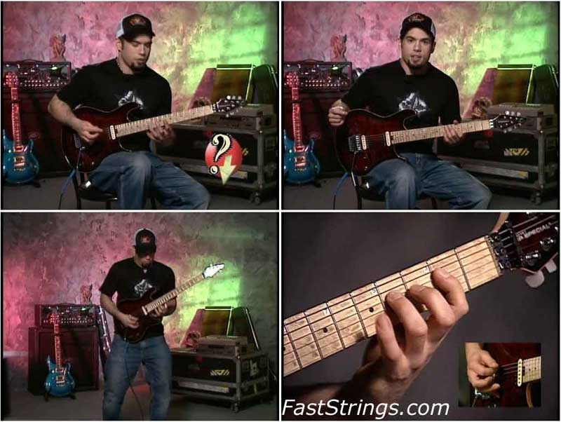 Marc Rizzo of Soulfly - Metal Guitar: Modern Speed & Shred Level 1