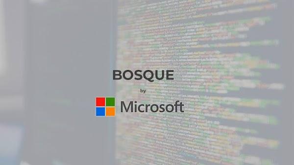 Bahasa Pemrograman Terbaru (Bosque)