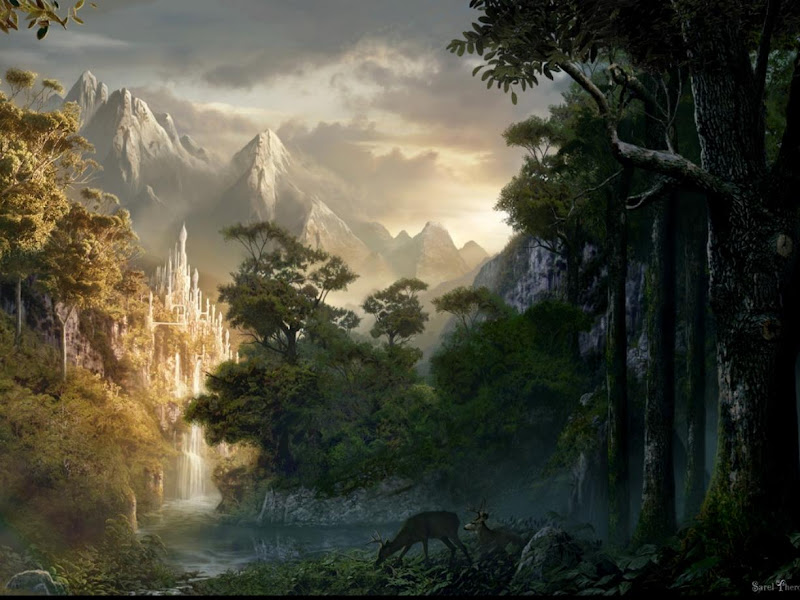 The Kingdom Of Light, Magical Landscapes 2