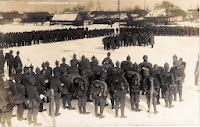 German soldiers awarded on the Eastern front