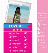 Teen Vogue Me Girl Level 23 - Beached Beauty - Payton - Love It! Three Stars