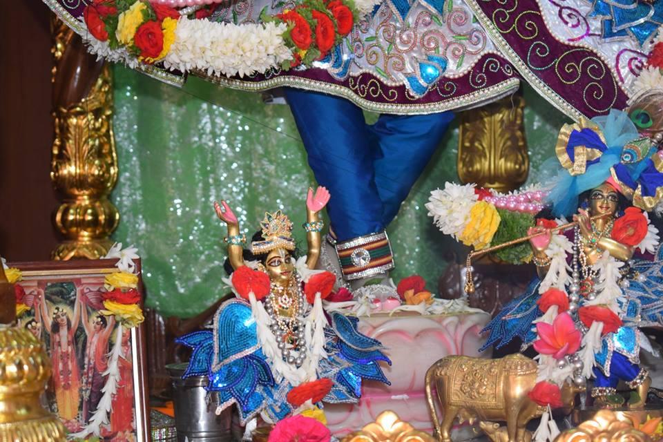 ISKCON Bangalore Deity Darshan 06 Jan 2017 (10)