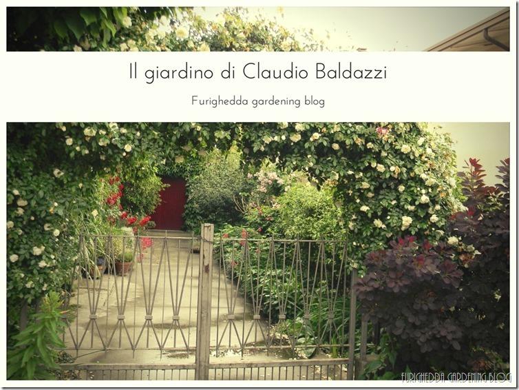 Il giardino di Claudio