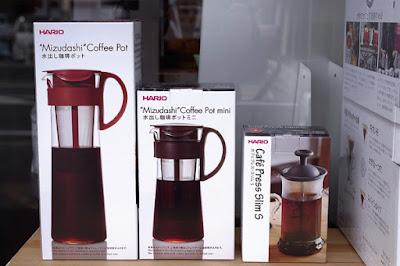 おすすめコーヒー:ハリオ水出しコーヒーポット