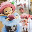 Madoka having fun with chopper ^_^