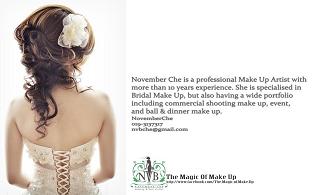 November makeup