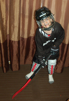 POD: Future Hockey Star