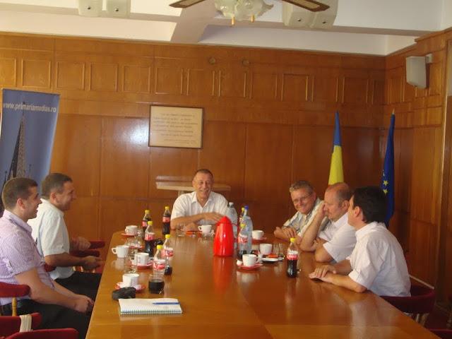 Vizita reprezentantilor Primariei Chisinau - 12 iulie 2012 - DSC05274.JPG