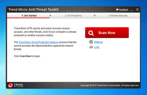 Trend Micro Anti-Threat Toolkit
