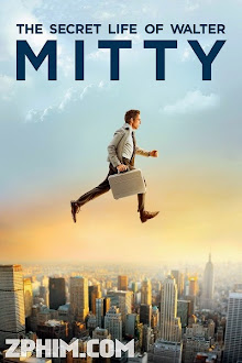 Bí Mật Của Walter Mitty - The Secret Life of Walter Mitty (2013) Poster