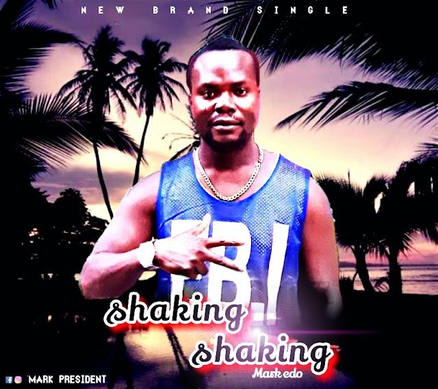Mark Edo - Shaking Shaking